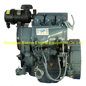 Deutz F3L913 Air cooled diesel engine motor