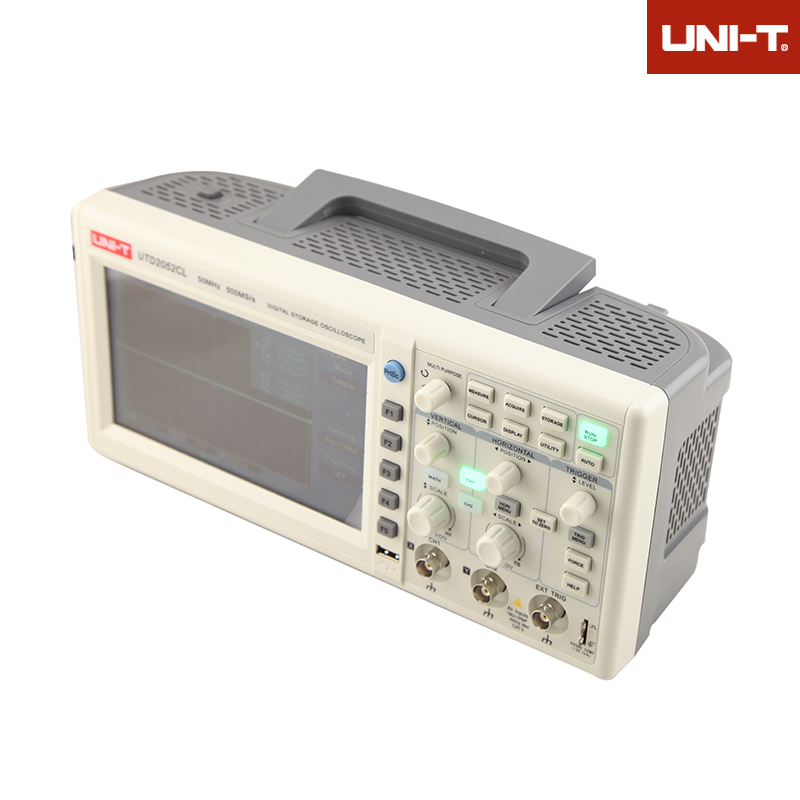 50M Digital Storage Oscilloscopes UTD2052CL