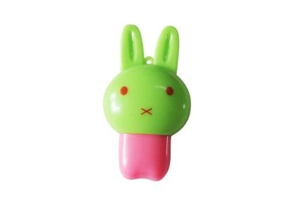 Rabbit USB T-Flash Card Reader Style No. Cr-107