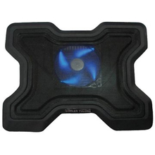 Single Fan Cooling Pad with 4 LED Light Style No. CF-107