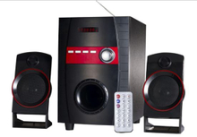 2.1 Multimedia FM LED Screen Speaker with Control Panel Style No. Tsl-320