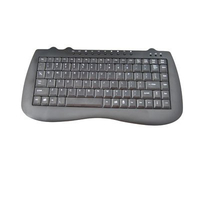 Waterproof Multimedia Layout Laptop Keyboard Style No. Kb-110
