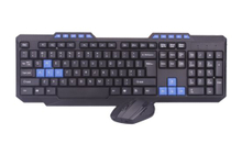 Cheap 2.4G Wireless Gaming Keyboard for Computer Laptop