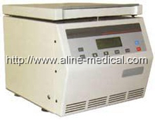 HIGH-SPEED AND REFRIGERATED CENTRIFUGE