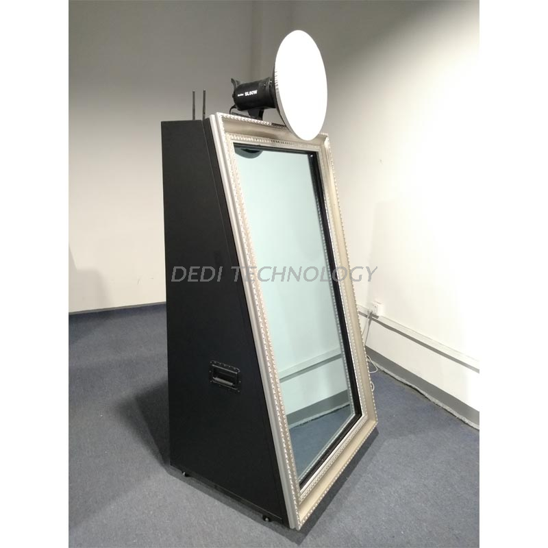 Dedi Shopping Mall Photo Booth Stand Instant Photo Booth Portable