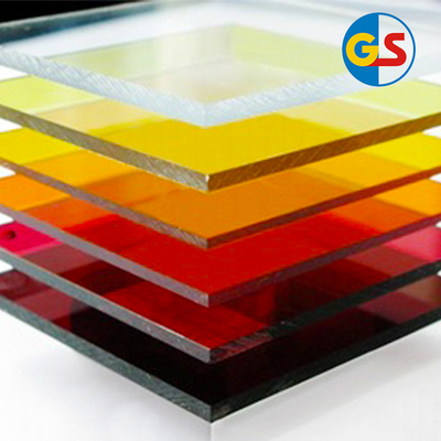 colored cast Acrylic / PMMA / Plexiglass Sheet