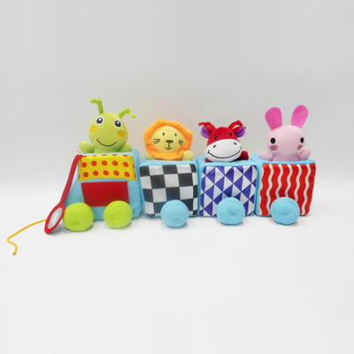 New Arrival Soft Baby Educational Train Toys 2018 Kids Toys