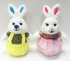 Promotional Stuffed Rabbit Teddy Bear Stuffed Bunnys Toys