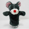 Plush Stuffed Toy Mouse Hand Puppet for Kids