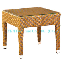 Rattan Side Table Wicker Furniture