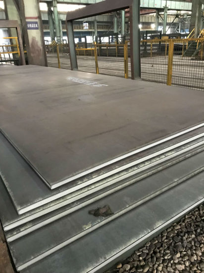 Atmospheric Corrosion Resistant Steel Plates