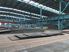 No-Alloystructural Plates for Making Wind Towers, Bridges, Engineering Machinery and Buildings