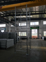Hi-Load Shoring Frame Scaffolding for Us & Canada
