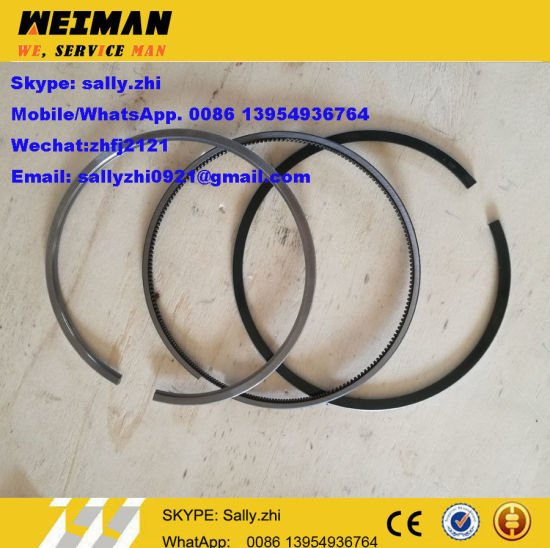 Sdlg Piston Ring 4110001841003 for Sdlg Loader LG958L