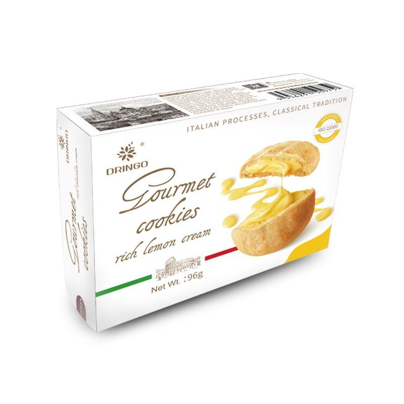 RGB 00058 Lemon Cream Sandwich Cookie Dringo Rungu Food