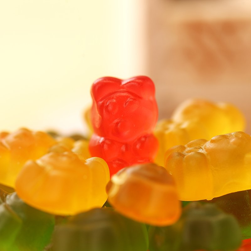 Valentine Jelly Bear Gummy Candy
