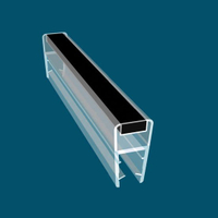 180° Sliding Door Shower Door Magnetic Seal