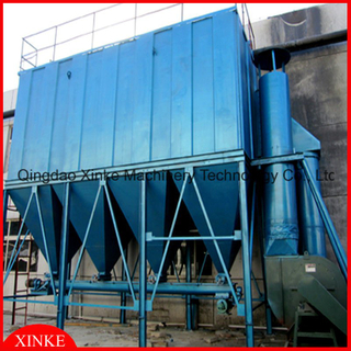 Flat Filter Bag Type Shot Blasting Machine