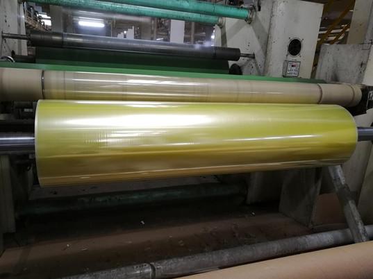 BOPP tape jumbo roll