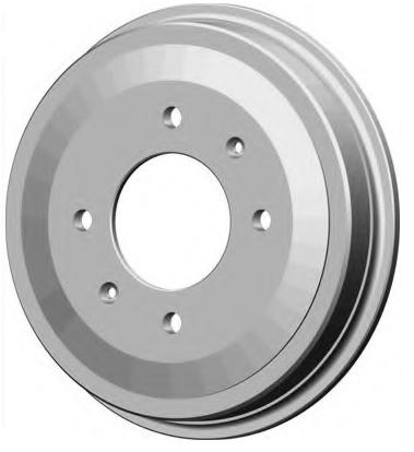 Brake drum for PEUGOET