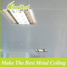 60*60 Clip in Metal Suspended Ceiling Tiles