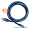 USB V8 Cloth Braided Charging Data Cable