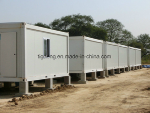 Prefabricated Steel Frame Standard Tiny Modular Container House