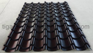 Color Coated Roof/Wall Tile/Plate with Film Protection for Benin