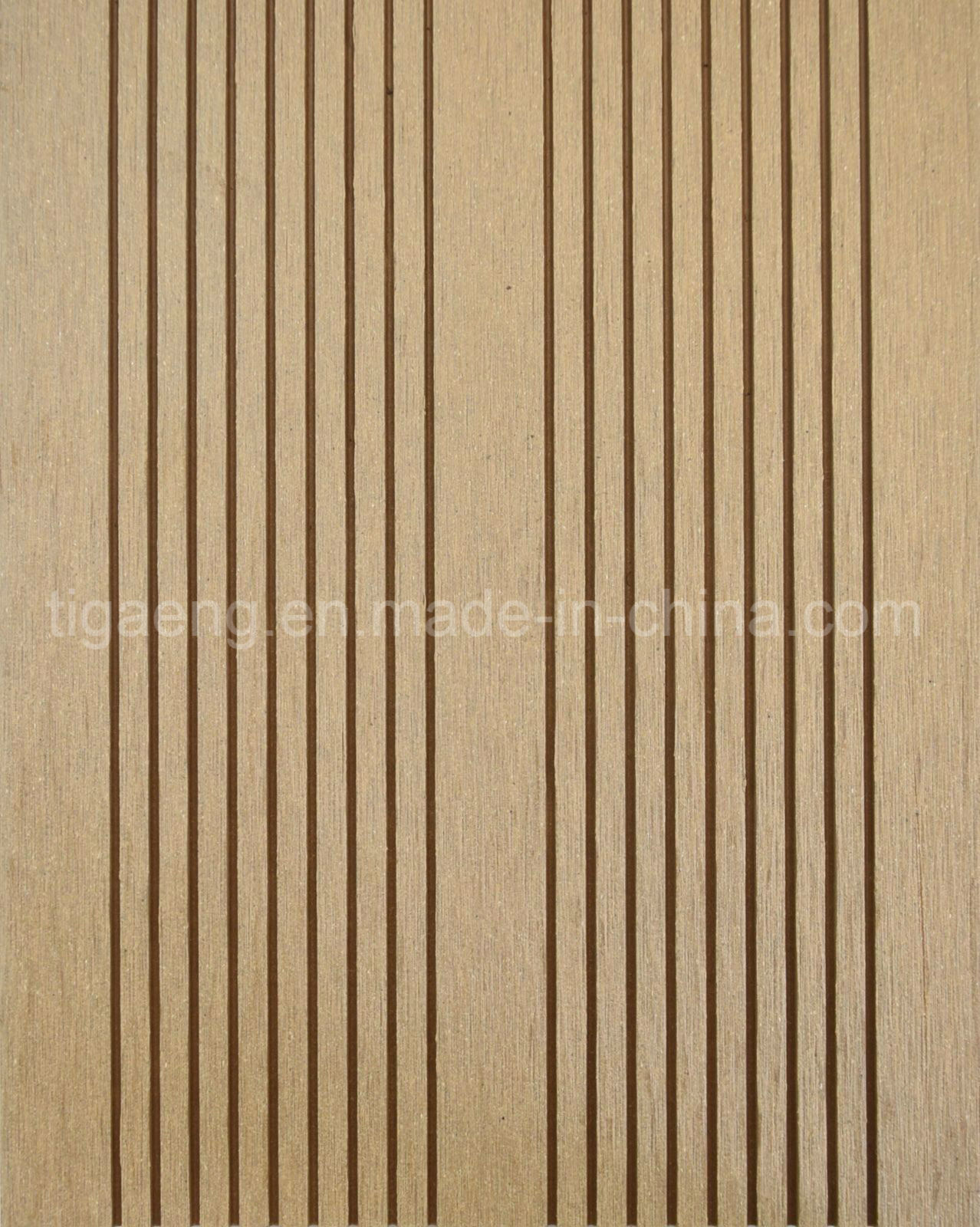 Hot Sale Outdoor Wooden PE Decking Outerior Usage WPC Flooring