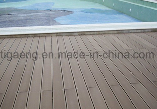 High-End Eco-Friendly Waterproof Outdoor WPC Flooring
