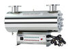 New Designed 50T/H Stainless Steel UV Sterilizer for Water 750W
