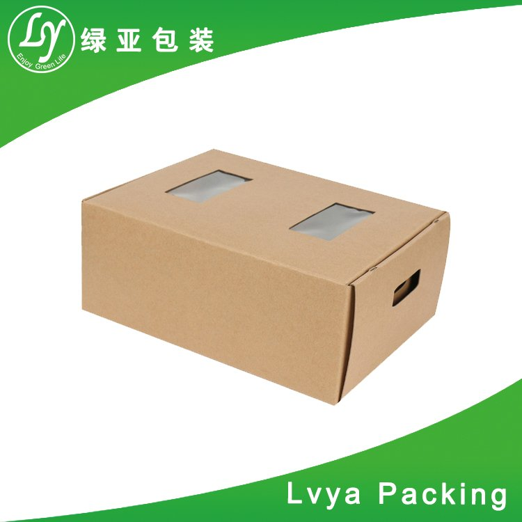 Recycle New style Custom Printing Eco friendly paper gift packaging box