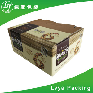 New style Custom Printing Eco friendly Hot sale hard paper gift box