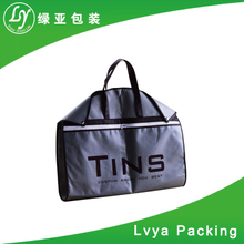 Eco friendly dustproof high quality foldable pp non woven fabric garment suit cover bag