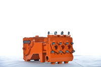 ZTCM 300/7 Three Cylinder Protable Drilling Rig Mud Pump System