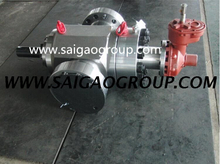 API 6A GEAR OPERATION RISING STEM TWO WAY GATE VALVE