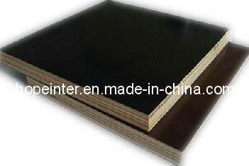 Black Film Faced Plywood/Film Faced Plywood (HL035)