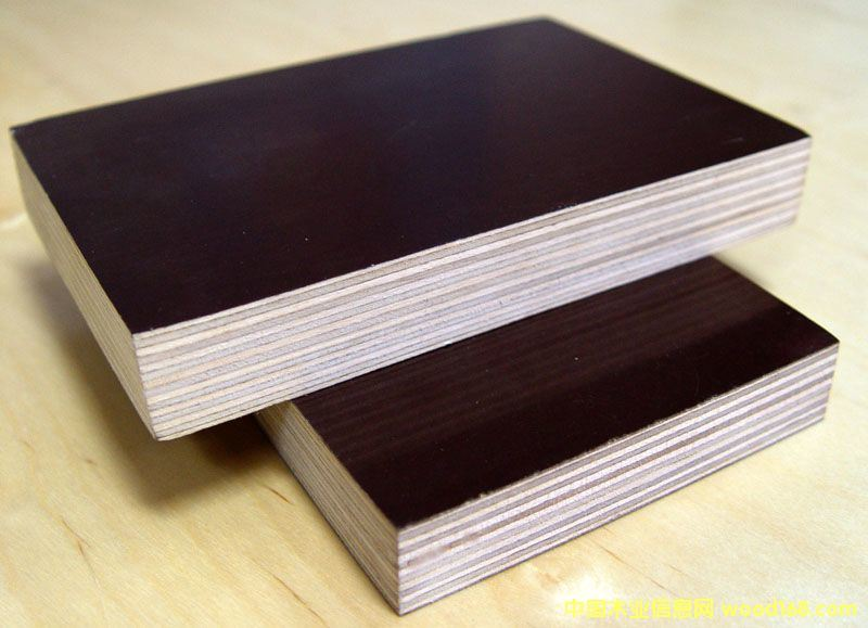 Cheaper Price Film Faced Plywood-Poplar Core (HB009)