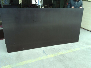 Finger Joint Grade Plywood with Black Film Poplar Core WBP Glue