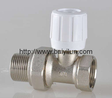 DN20 Manual straight valve