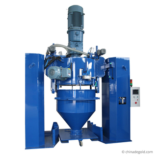 Degold CM1500 Automatic Container Mixer for Powders