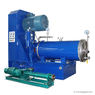 水牛闪电appZM-E系列200升离心分离式大型珠(砂)磨机