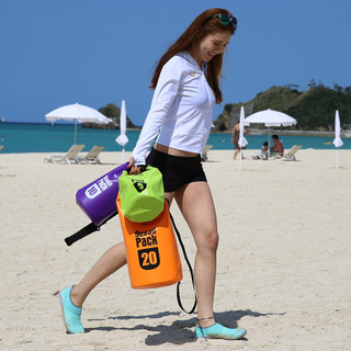 500d PVC Drifting Beach Waterproof Floating Ocean Pack Dry Bag