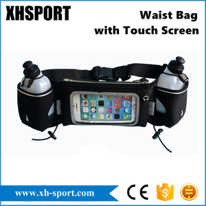 Sport Running/Marathon Waist Bag/Pack with Touch Screen