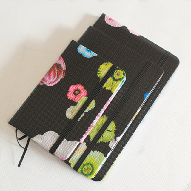 PVC leather notebook (2)