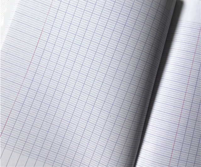 french exercise book