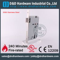 5085 Stainless Steel 304 Sash Lock with CE Certificate for Aluminum Door -DDML026
