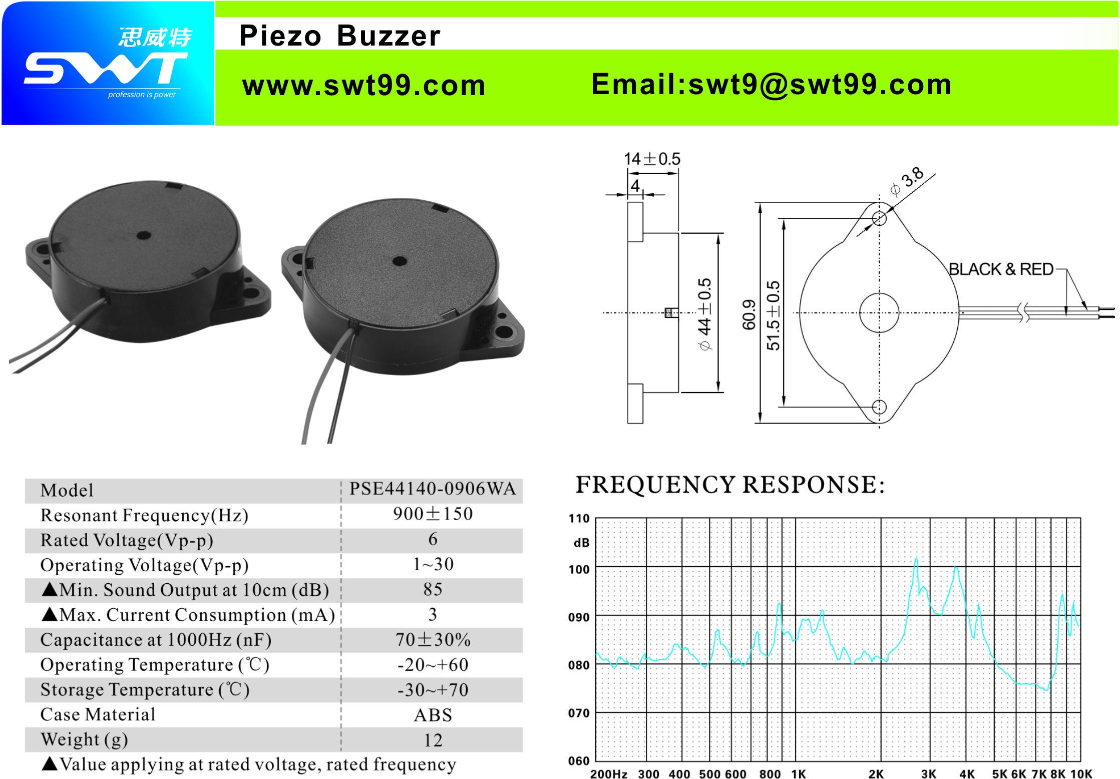 Buzzerpiezo Elementpiezo Atomizerultrasonic Series Dongguan Swt Piezo Buzzer Circuit Buzzersmd Elementmagnetic Atomizer