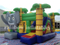 RB3048( 5x5m )Inflatables Elephant Bouncy Combo, Inflatable Elephant Bouncer and Slide