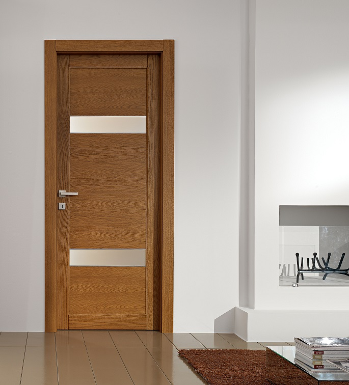 Lowest Prices Guarantee Anti Corrosion Solid Wood Interior Doors